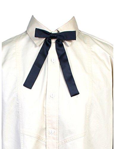 - Scully RW189 Rangewear Mens Kentucky String Tie, Black - One Size