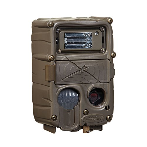 Cuddeback Digital Camera - Cuddeback 20MP X-Change Color Day & Night Model 1279 Game Hunting Camera with Mounting Bracket and Strap