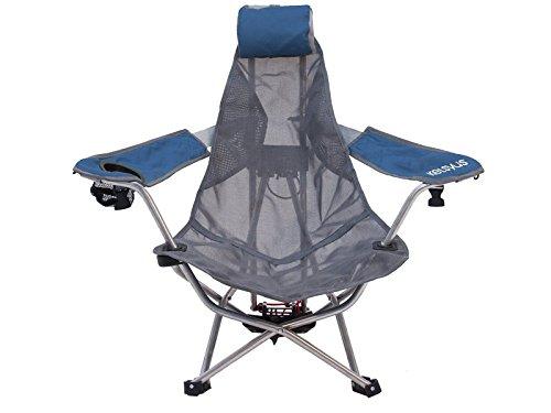 NEW sudden comfort folding chai Mesh Backpack