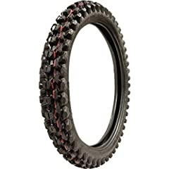 If you have a long ride ahead, and you know the conditions will be rough, a Motoz Tractionator motorcycle tire is the right choice. The Tractionator Desert is designed to handle harder terrain, especially hard trails, desert sand with hard pa...
