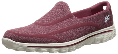 Skechers Performance Women's Go Walk 2 Super Sock 2 Slip-On Walking Shoe