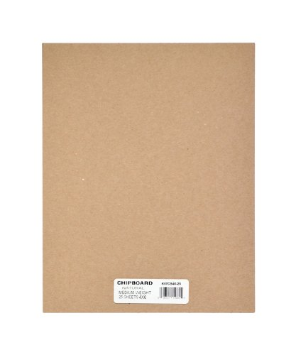 Natural Chipboard - 1