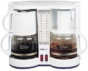 Clatronic KA 2318 filtro cafetera eléctrica: Amazon.es: Hogar