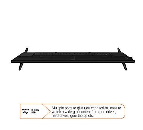 Micromax 106.7 cm (42 inches) 42R7227 Full HD LED TV (Metallic Silver)