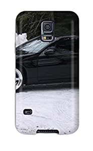 New Shockproof Protection Case Cover For Galaxy S5/ Black Nissan 350z Case Cover