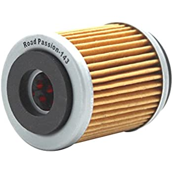 OIL FILTER FITS YAMAHA TIMBERWOLF 250 YFB250 2WD 1992-1996 1997 1999 2-PACK