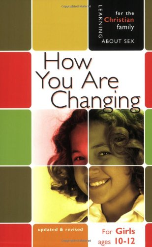 Download How You Are Changing: For Girls Ages 10-12 and Parents (Learning about Sex) pdf