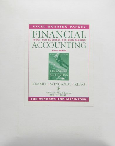 Financial Accounting Tools For Business Decision Making Pdf