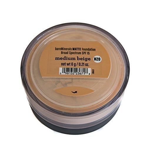 bare-escentuals-bareminerals-matte-spf15-foundation-medium-beige-n20-6g-by-bare-escentuals