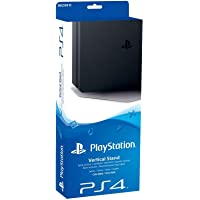 Ps4 Vertical Stand Black [Playstation 4] (Sony Eurasia Garantili)