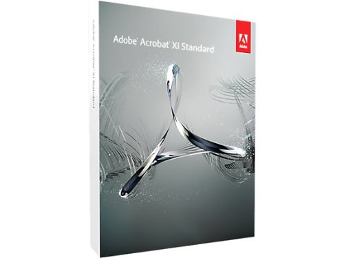 Adobe Acrobat Xi Standard Full Version