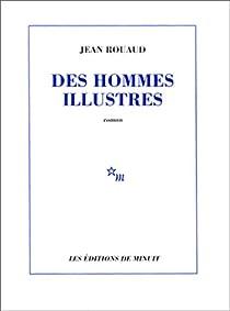 Des hommes illustres par Rouaud