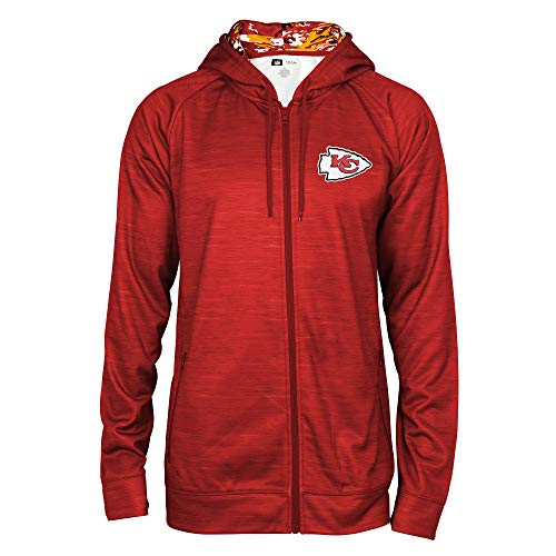 Kansas City Chiefs Hooded Sweatshirts. Zubaz NFL Kansas City Chiefs Male ... 654422d83