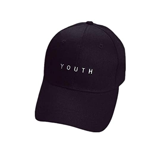 5a33d87b Unisex Dad Hat Adjustable Youth Letter Print Cap Low Profile ...
