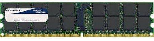 Axiom 343057-B21-AX AX - Memory - 4 GB : 2 x 2 GB - DIMM 240-pin - DDR2-400 MHz / PC2-3200 - 1.8 V - Registered - ECC