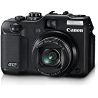 Canon G12 10 MP Digital Camera with 5x Optical Image Stabilized Zoom and 2.8 Inch Vari-Angle LCD Key Pieces Review Image