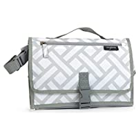 Anvy & Me Diaper Changing Clutch with Changing Pad for Baby Infants and Toddl...