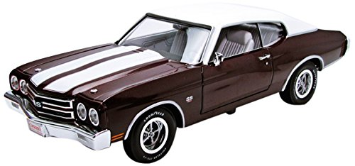 1970 Chevy Chevelle SS Hard Top 1:18th Scale Autoworld Die-cast ()