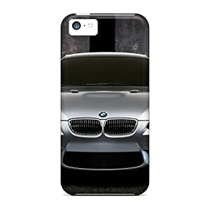 Cases Covers Compatible For Iphone 5c/ Hot Cases/ Silver Bmw M3 Concept Front