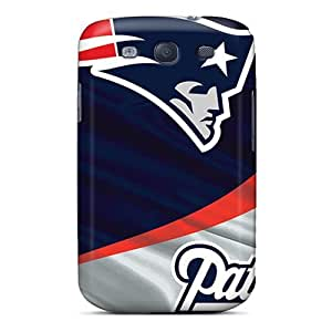 Galaxy S3 Covers Cases - Eco-friendly Packaging(new England Patriots)