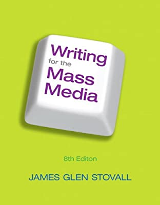 Writing for mass media 8th edition pdf