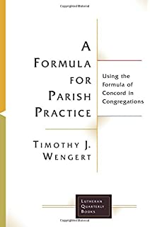 Fortress introduction to the lutheran confessions gunther a formula for parish practice using the formula of concord in congregations lutheran quarterly fandeluxe Image collections