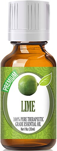 Foods Oil Lime - Lime (30ml) 100% Pure, Best Therapeutic Grade Essential Oil - 30ml / 1 (oz) Ounces