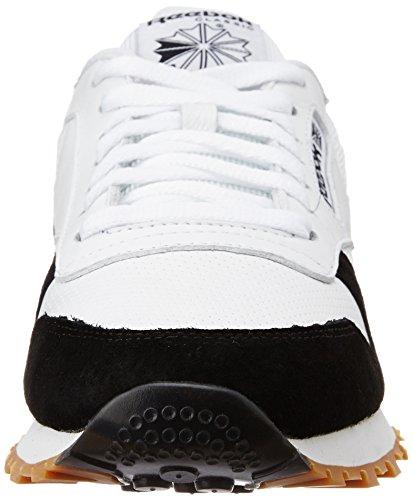 Classic 0 42 EU Leather 9 Sneaker Reebok Herren US 0 SPP dZxSCnW