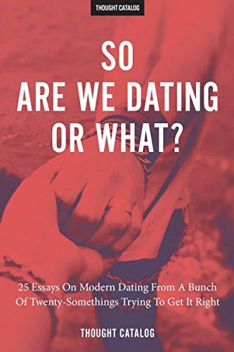 essays on dating