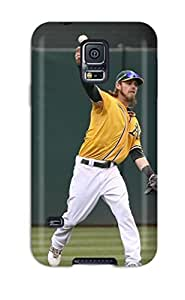 Hot oakland athletics MLB Sports & Colleges best Samsung Galaxy S5 cases 7363877K361324769