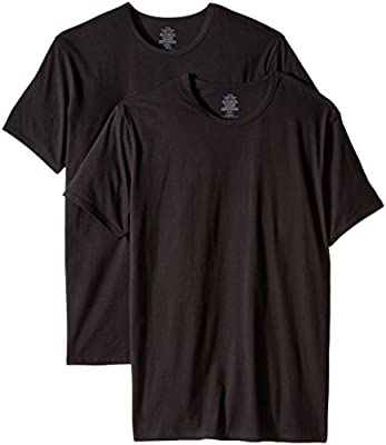 Calvin Klein Men's 2-Pack Stretch Crew-Neck T-Shirt