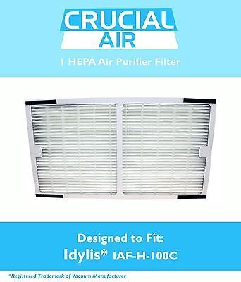 High quality Idylis C HEPA Air Purifier Filter Fits IAP-10-2