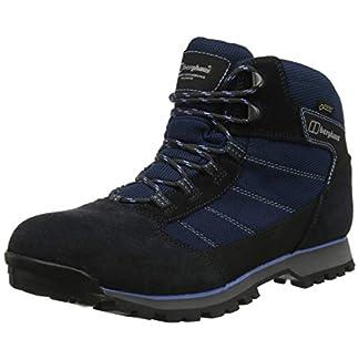Berghaus Men's Hillwalker Trek Gore-tex Waterproof High Rise Hiking Boots 6