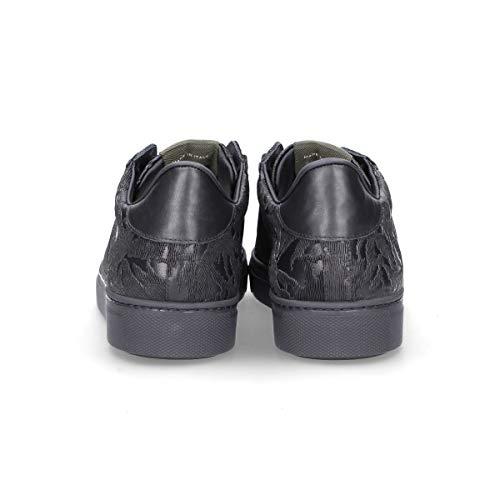 Nero Uomo Sneakers S650black Stokton Pelle XqOwZ