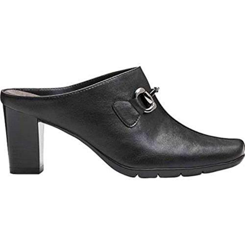 Aerosoles Montana Mule - Zapatillas para Mujer, Negro, 6.5 M US