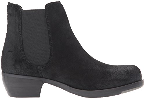 Stivali Donna Fly 030 Make Chelsea black Nero London Rxq1fqZ