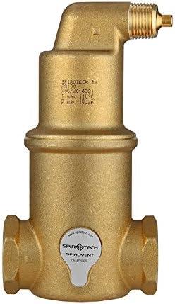 SpiroVent Mikroluftblasenabscheider Luft 1 AA100