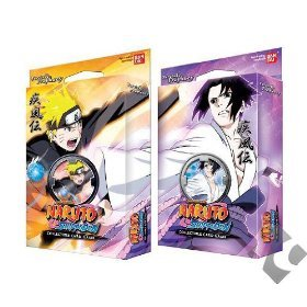 (Naruto Shippuden CCG Card Game Foretold Prophecy Starter Deck Set of 2 [Toy])