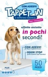 Digma - Tapetes higiénicos para perros y animales domésticos - Tapetes absorbentes de 60 x 90 cm - 50 unidades: Amazon.es: Productos para mascotas