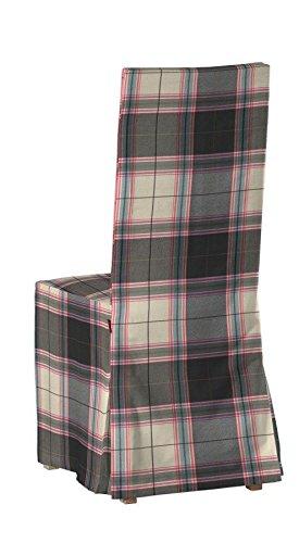 Dekoria IKEA börje silla cubierta - grande negro y rosa ...