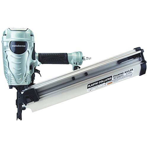 Hitachi NR90AE Round Head 2-Inch to 3-1/2-Inch Framing Nailer  (Discontinued by Manufacturer)