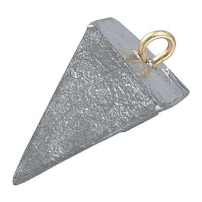 Shrimpy Joe 4oz Pyramid Sinker Weights - Qty 8