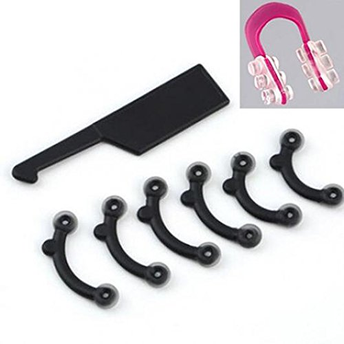 3 Sizes Useful Nose Up Lifting Shaping Clipper Tool Rose Red Nose Clip Beauty zsjhtc