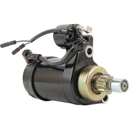 (DB Electrical SMU0524 Starter for Honda Engines - Marine Outboard BF15 2003-2014, BF20 2003-2014/31200-ZY1-801, 31200-ZY1-802, 31210-ZY1-802 /15HP 20HP 12 Volts, CCW Rotation)
