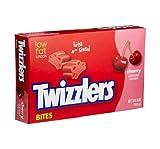 SCS Twizzlers Cherry Bites - Theater Box - 5 oz. Box - 12 ct.