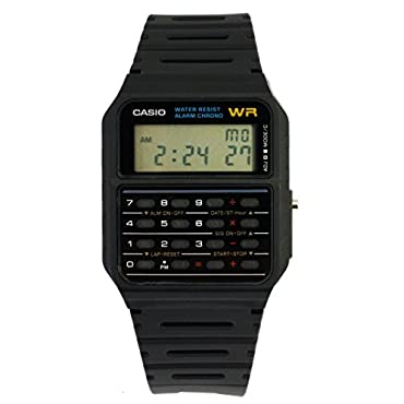 Casio Men's CA53W Calculator Watch
