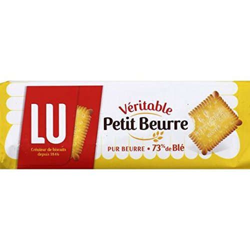 Lu Le Petit Beurre Verdaderos Biscuits 200g: Amazon.es: Alimentación y bebidas