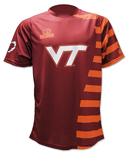 Rhino Rugby Virginia Tech Hokies Replica Home Jersey, Large (Personalized Away Official Jersey Replica)
