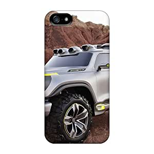 New Style 5/5s Protective Cases Covers/ Iphone Cases - Mercedes Benz Ener G Force Concept