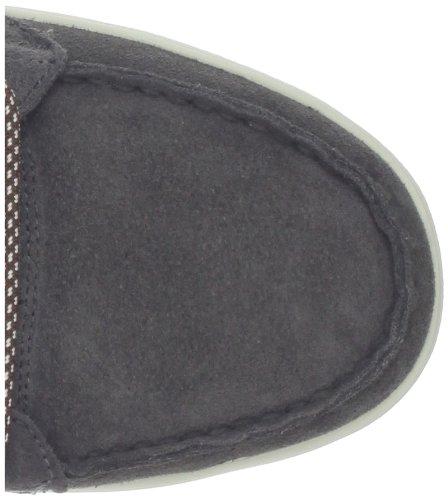 DC WOODLAND SE SHOE - Zapatos de senderismo hombre gris - Grau (DARK GREY)